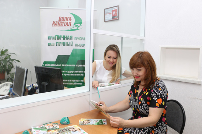 Волга-Капитал НПФ